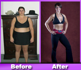 Before and After Pictures Weight Loss and muscle building