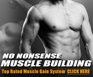 Build muscle fast with No-Nonsense Muscle building of Vince Delmonte